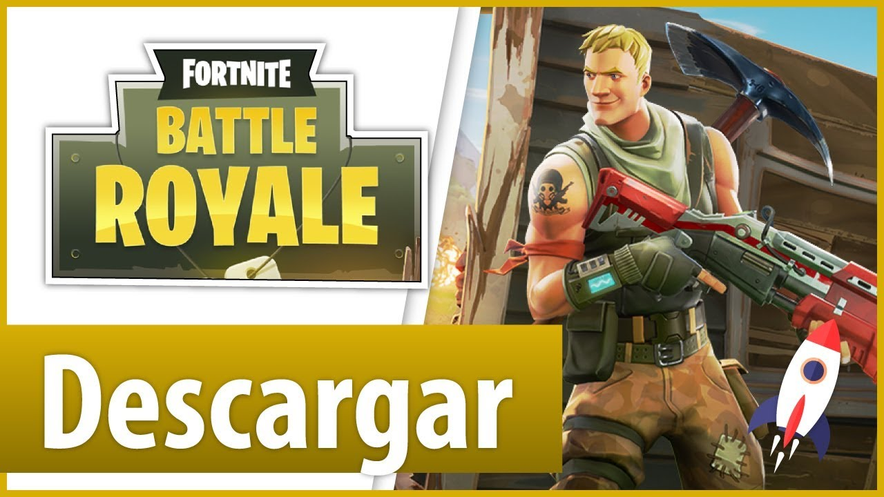 Descargar Fortnite Battle Royale