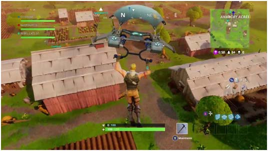 Superacion-de-desafios-Fortnite