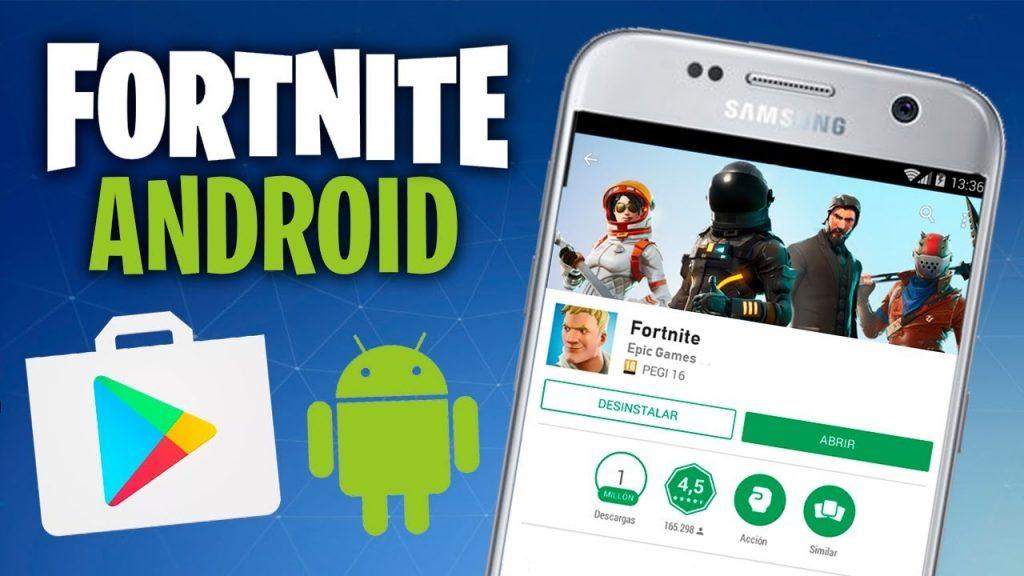 como-descargar-Fortnite-en-android