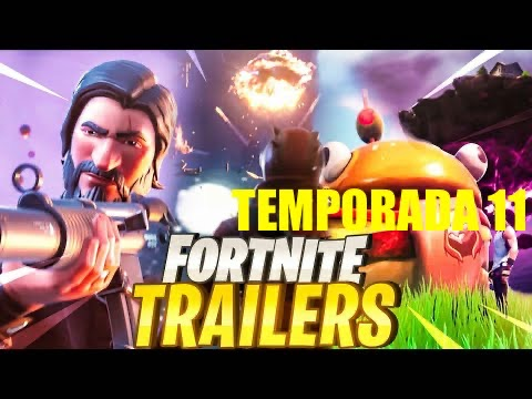 Trailer de Fortnite temporada 11