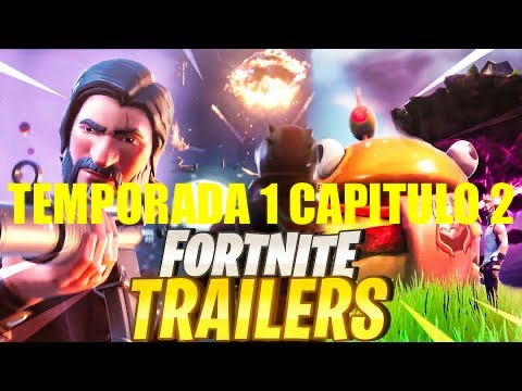 Trailer de Fortnite temporada 1 capitulo 2