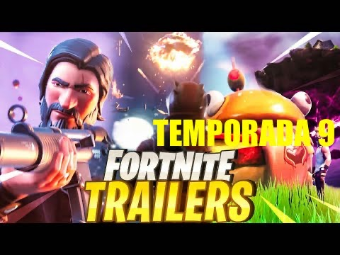 Trailer de Fortnite temporada 9