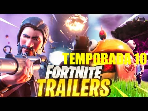 Trailer de Fortnite temporada 10