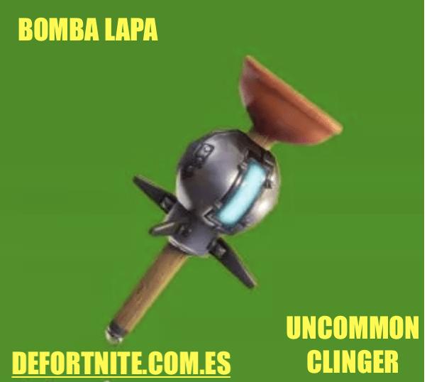 Bomba lapa