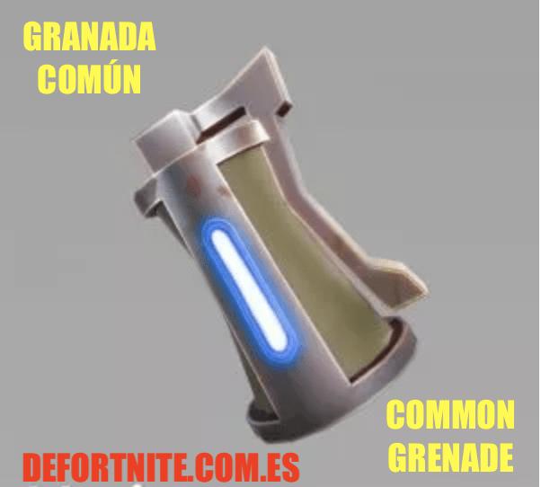 Granada común