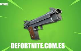 pistola poco común