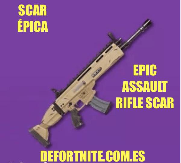 Scar épica
