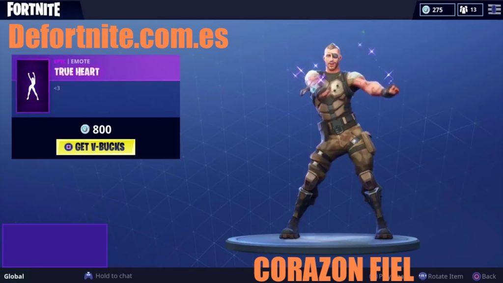 bailes de Fortnite
