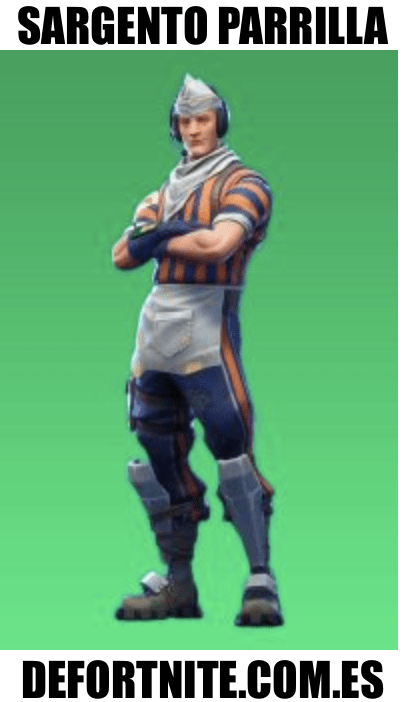 sargento parrilla