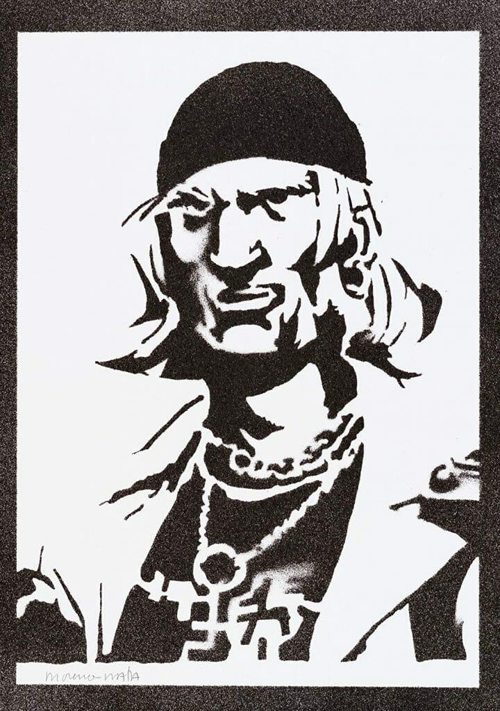 Póster-Fortnite-Lars-Grafiti-Hecho-keywords-disfraz-fortnite