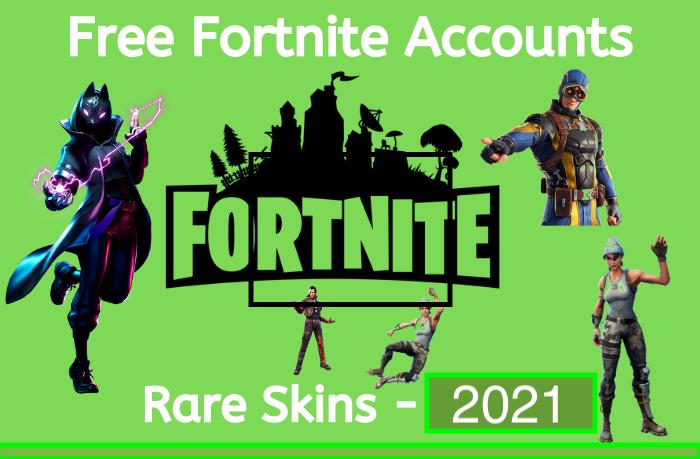 Free-Fortnite-Accounts-with-Skins